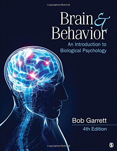 9781452260952: Brain & Behavior: An Introduction to Biological Psychology