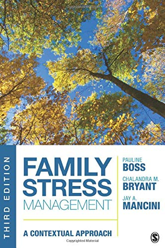 9781452270005: Family Stress Management: A Contextual Approach