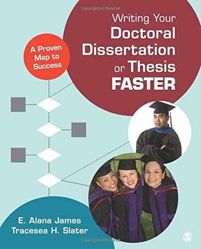 9781452274157: Writing Your Doctoral Dissertation or Thesis Faster: A Proven Map to Success