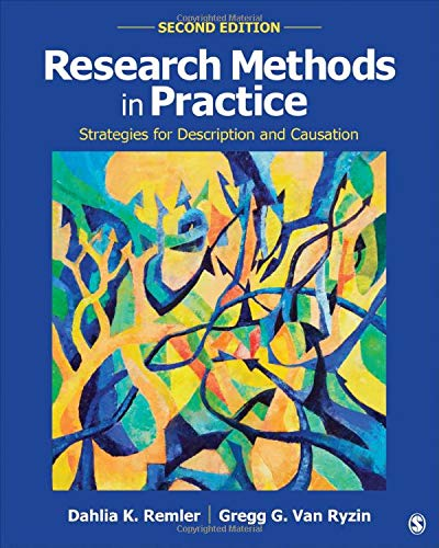 9781452276403: Research Methods in Practice: Strategies for Description and Causation