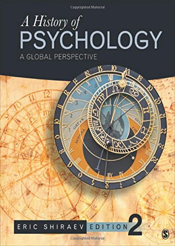 9781452276595: A History of Psychology: A Global Perspective