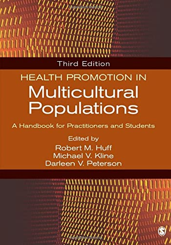9781452276960: Health Promotion in Multicultural Populations: Volume 3