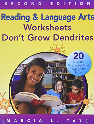 Reading and Language Arts Worksheets Don't Grow Dendrites: 20 Literacy Strategies That Engage ...