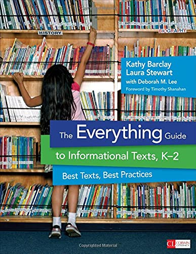 9781452283104: The Everything Guide to Informational Texts, K-2: Best Texts, Best Practices (Corwin Literacy)