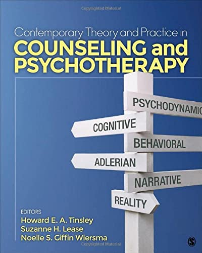 9781452286518: Contemporary Theory and Practice in Counseling and Psychotherapy