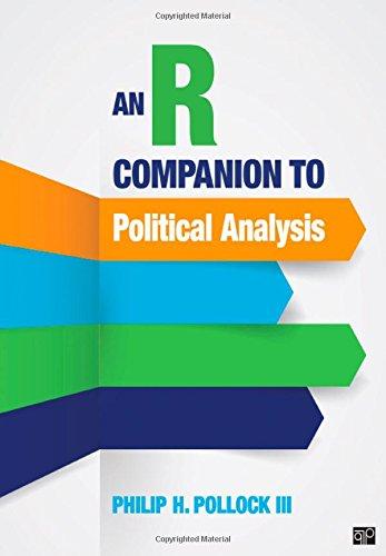An R Companion to Political Analysis: Philip H. H.