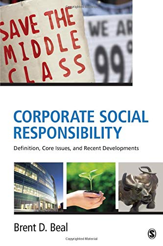 9781452291567: Corporate Social Responsibility: Definition, Core Issues, and Recent Developments