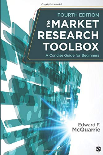 9781452291581: The Market Research Toolbox: A Concise Guide for Beginners