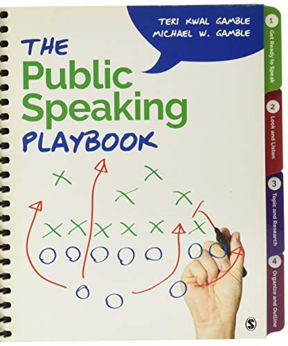 9781452299501: The Public Speaking Playbook