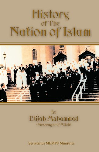 9781452417080: History of The Nation of Islam