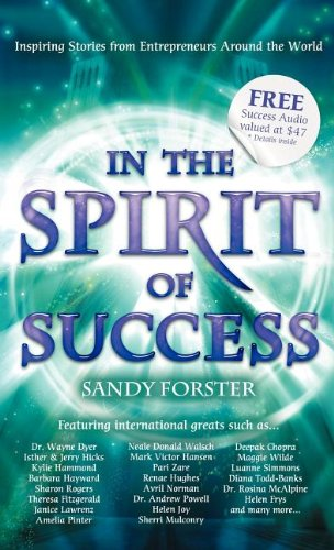 9781452504582: In the Spirit of Success: Inspiring Stories from Entrepreneurs around the World