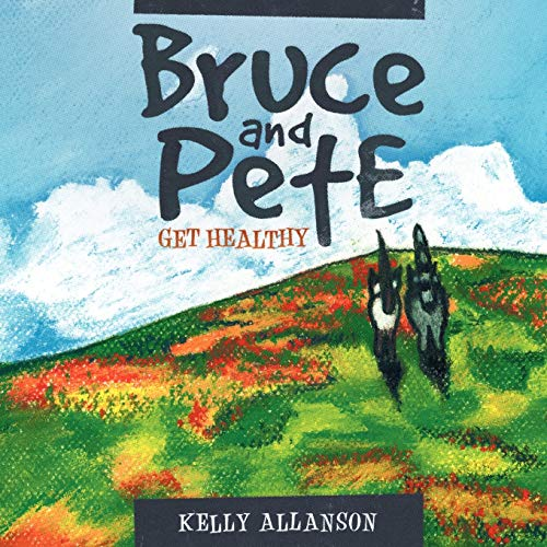 9781452533407: Bruce and Pete Get Healthy