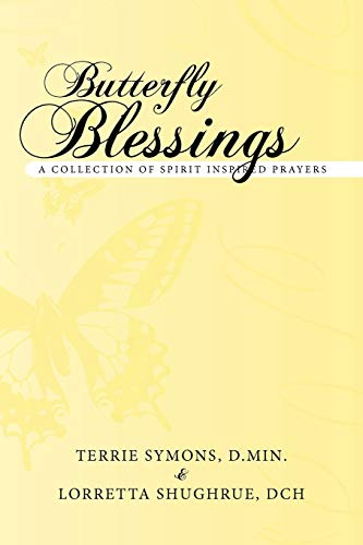 9781452541969: Butterfly Blessings: A Collection of Spirit Inspired Prayers
