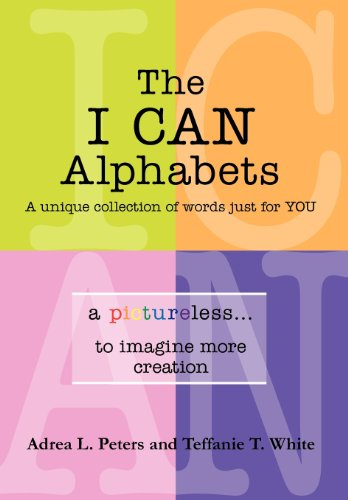 9781452546315: The I Can Alphabets: A Unique Collection of Words Just for y O U