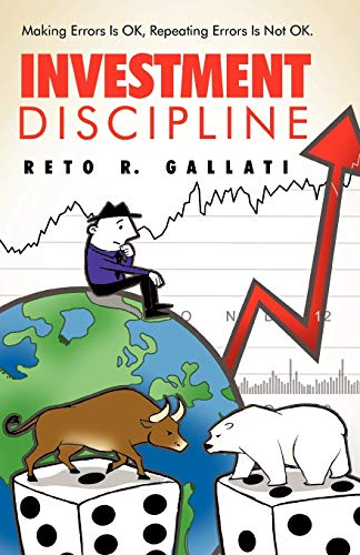 9781452552774: Investment Discipline: Making Errors Is Ok, Repeating Errors Is Not Ok.