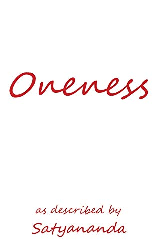9781452580258: Oneness: as described by