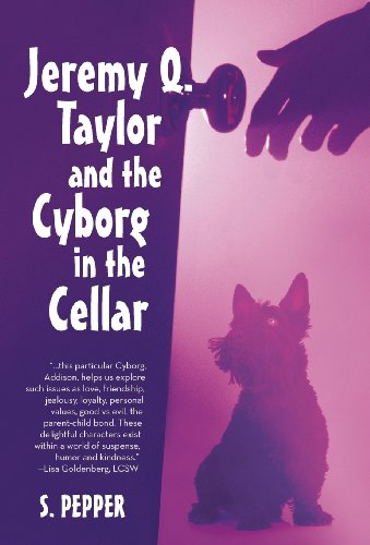 Jeremy Q Taylor & the Cyborg in the Cellar: Pepper, S.