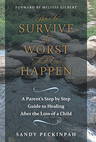 9781452582283: How to Survive the Worst That Can Happen: A Parent's Step by Step Guide to Healing After the Loss of a Child