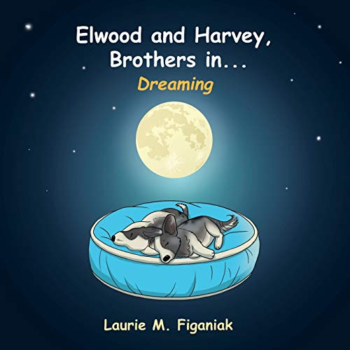 9781452597317: Elwood and Harvey, Brothers in . . .: Dreaming