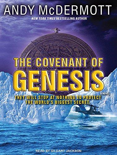 9781452600192: The Covenant of Genesis: A Novel (Nina Wilde/Eddie Chase)