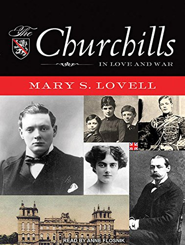 9781452602059: The Churchills: In Love and War