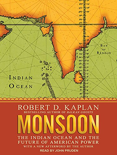 9781452606187: Monsoon: The Indian Ocean and the Future of American Power