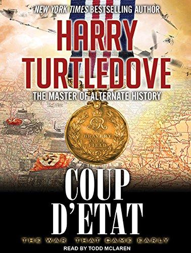 Coup D'Etat (Compact Disc): Harry Turtledove