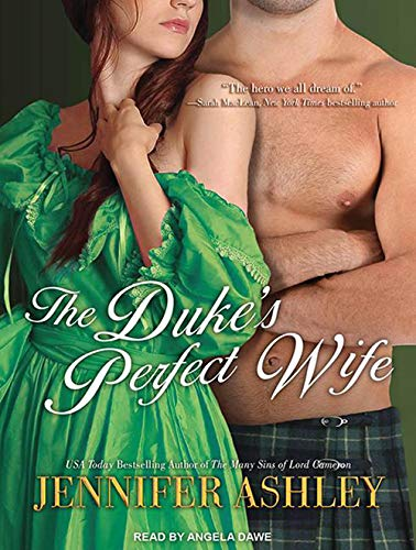 The Duke's Perfect Wife (Compact Disc): Jennifer Ashley