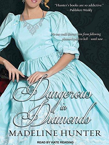 Dangerous in Diamonds: Hunter, Madeline/ Reading, Kate (Narrator)