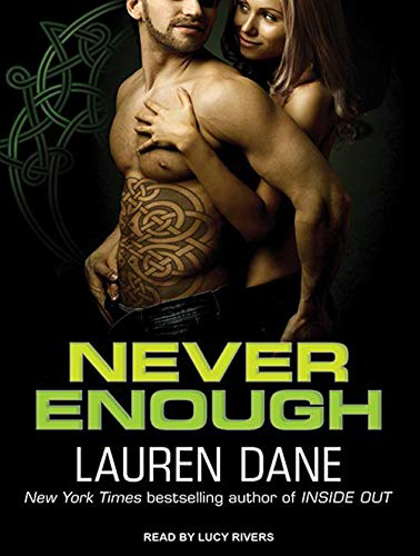 Never Enough (Compact Disc): Lauren Dane