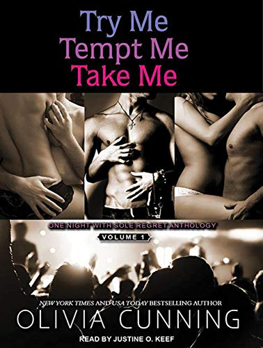 Try Me, Tempt Me, Take Me (Compact Disc): Olivia Cunning