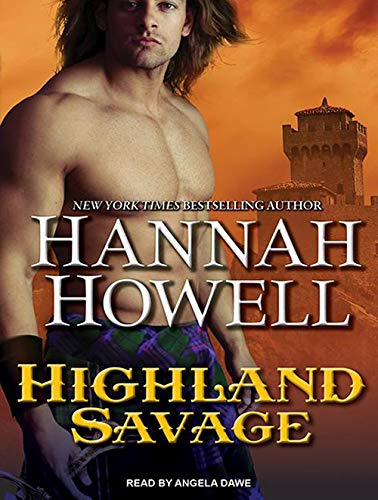 Highland Savage (Compact Disc): Hannah Howell