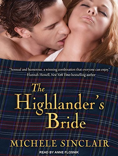 The Highlander's Bride (Compact Disc): Michele Sinclair