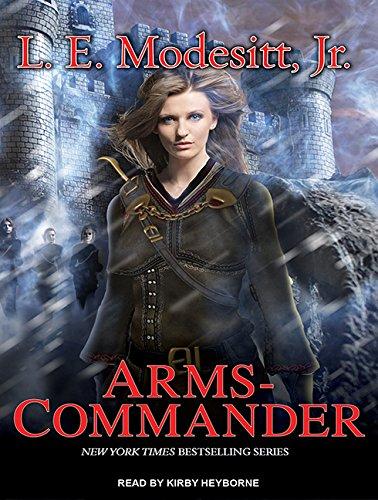 Arms-Commander (Compact Disc): L.E. Jr. Modesitt