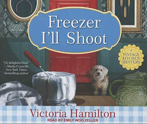 Freezer Ill Shoot: Victoria Hamilton