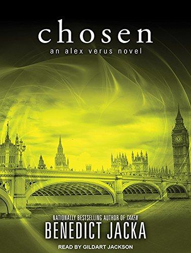 Chosen (Compact Disc): Benedict Jacka
