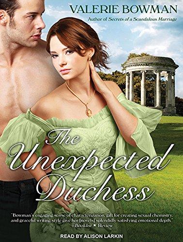 The Unexpected Duchess (Playful Brides): Bowman, Valerie