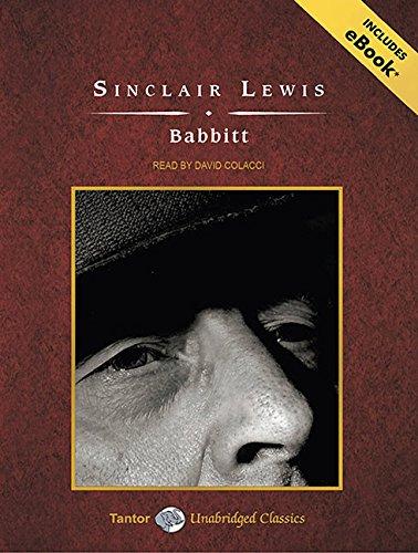 9781452630212: Babbitt (Tantor Unabridged Classics)