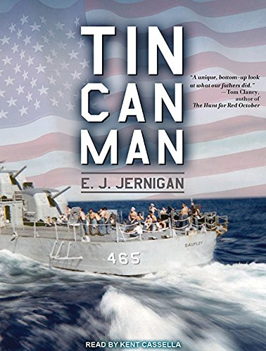 Tin Can Man (Compact Disc): E.J. Jernigan