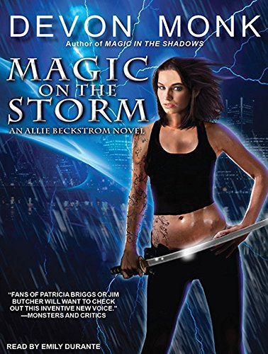Magic on the Storm (Library Edition): Devon Monk