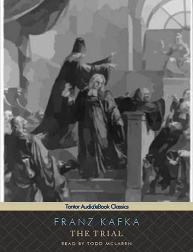 The Trial (1452633487) by Franz Kafka