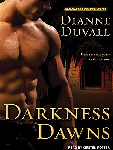 Darkness Dawns (Library Edition): Dianne Duvall
