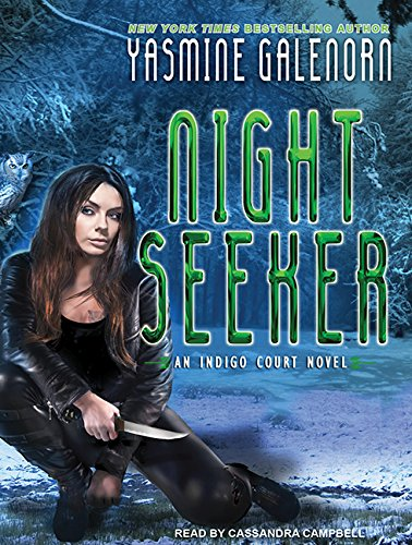 Night Seeker (Indigo Court) (9781452635156) by Yasmine Galenorn
