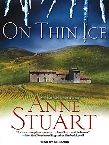 On Thin Ice (Library Edition): Anne Stuart
