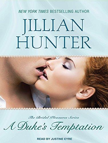 A Duke's Temptation (Compact Disc): Jillian Hunter