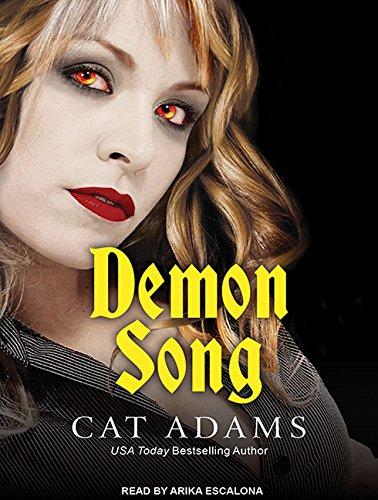 Demon Song (Compact Disc): Cat Adams