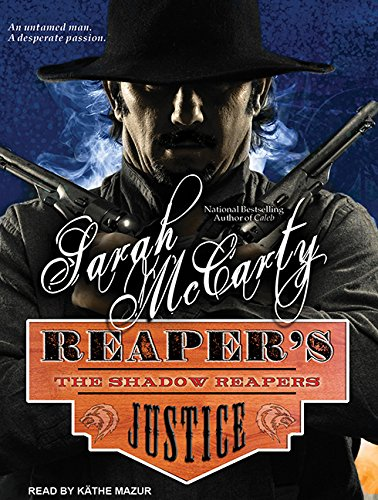 Reaper's Justice (Compact Disc): Sarah McCarty