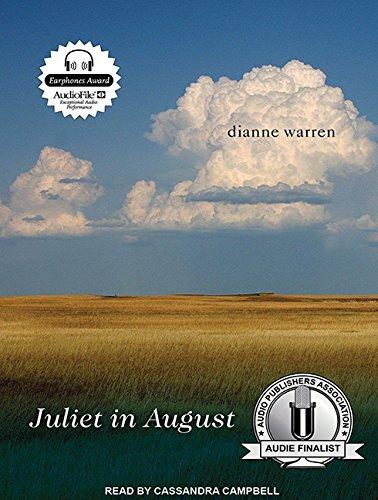 Juliet in August (Library Edition): Diane Warren
