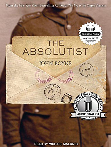 The Absolutist (Library Edition): John Boyne