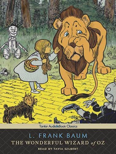The Wonderful Wizard of Oz (Library Edition): L. Frank Baum